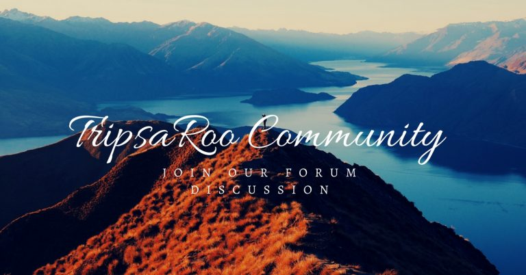 TripsaRoo Community Travel and Vacation Forum