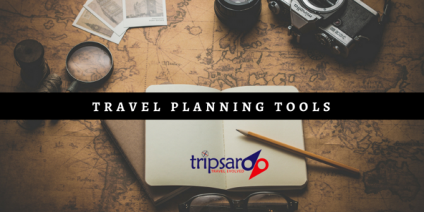 travel checklists and planning tools