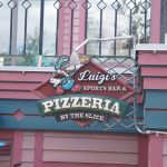 Luigi's Pizzeria, Breckenridge, Colorado