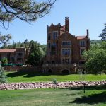 Glen Eyrie Castle Colorado Springs