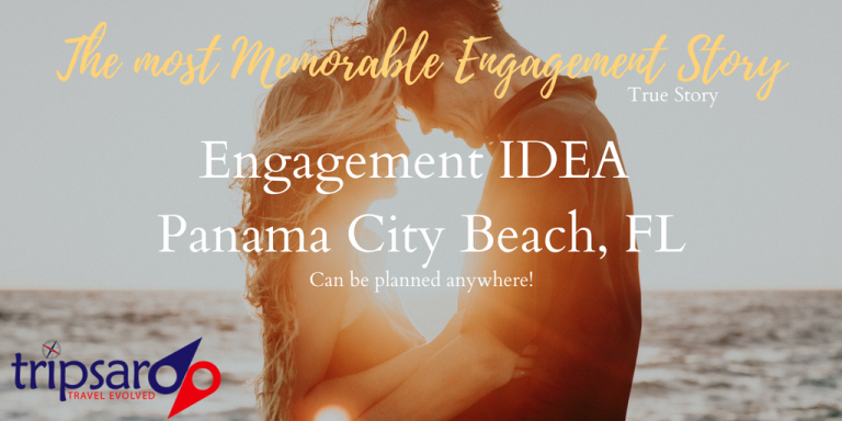 Panama City Beach Engagement Proposal