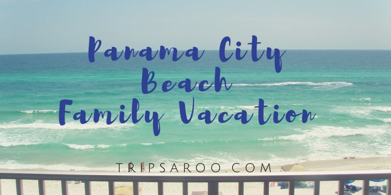 Panama City Beach family vacation idea