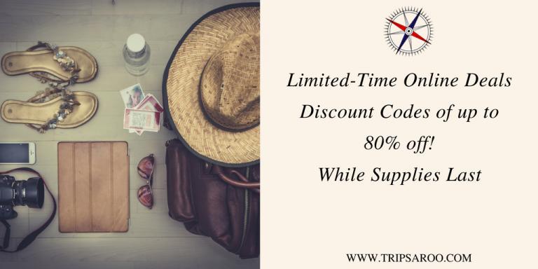 Limited-Time Online Deals