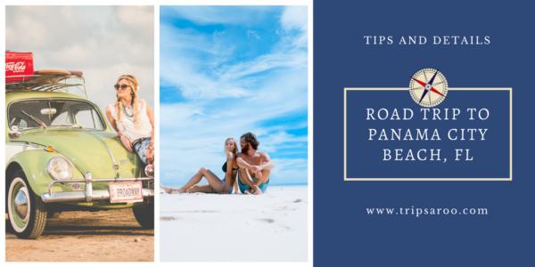 Taking a ROAD TRIP to Panama City Beach
