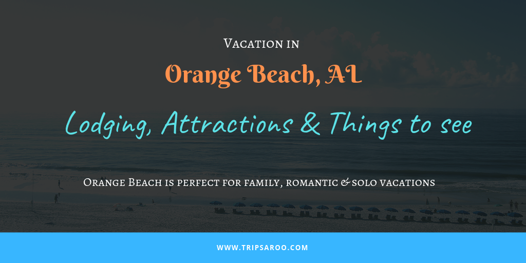 orange beach vacation