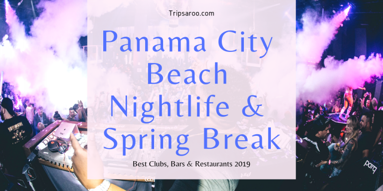 Panama City Beach Nightlife and PCB Spring Break Spots