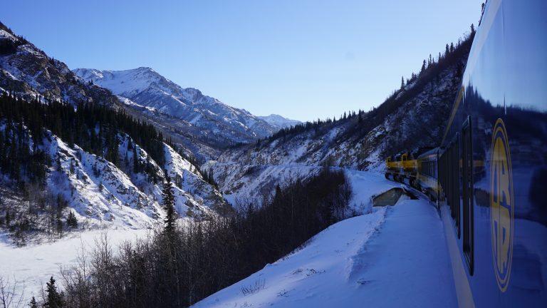 most romantic getaways in Alaska