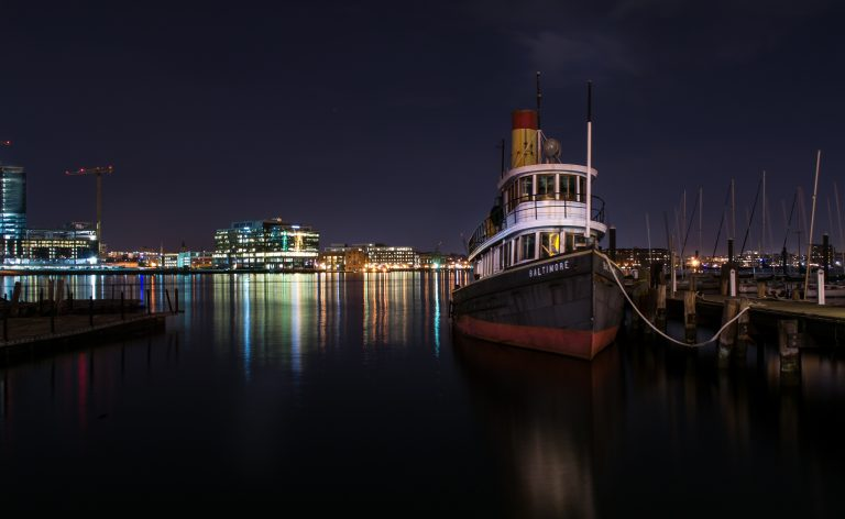 most romantic getaway in Maryland