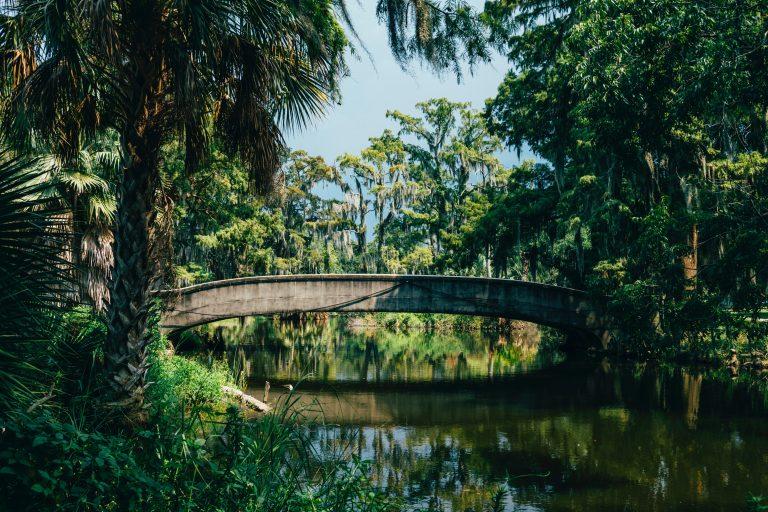 most romantic getaway in Louisiana