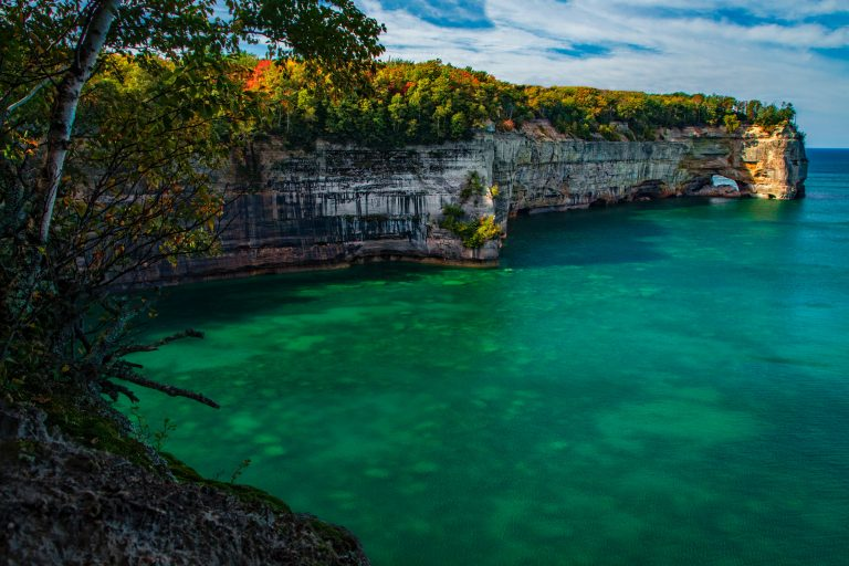 Rocks National Lakeshore, National park in the Alger County, Michigan