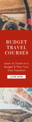 Budget Travel Courses