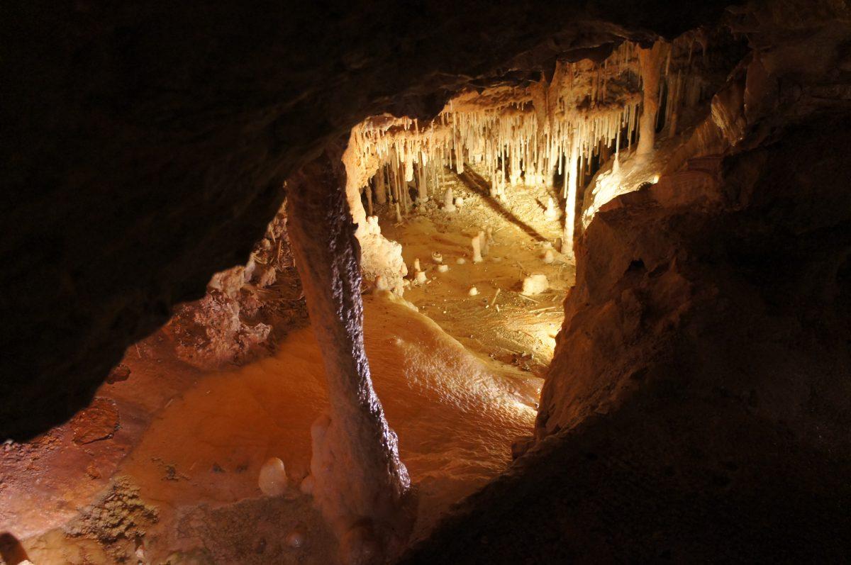Bridal Cave Photos